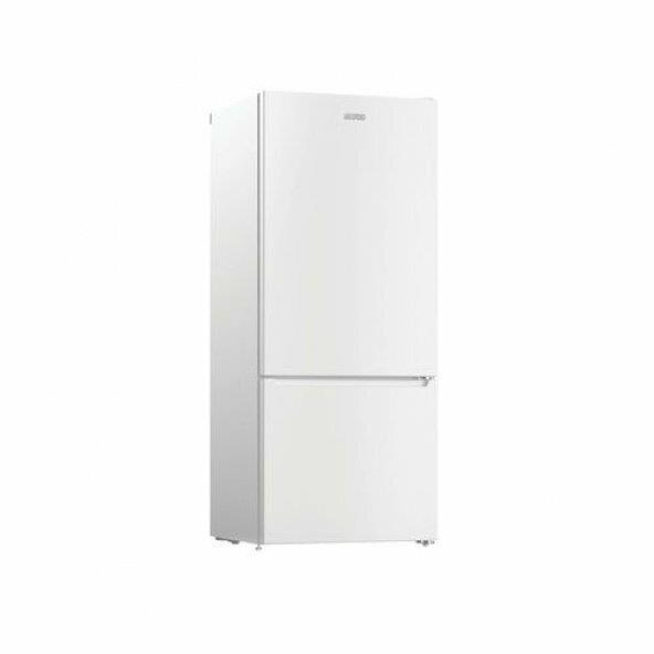 Standart Altus ALK 465 N A+ 530 Litre Beyaz Nofrost Buzdolabı Kata Teslim